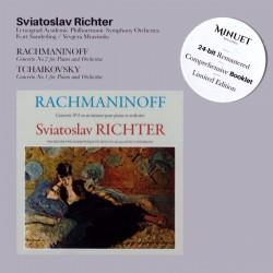 Sviatoslav Richter - Rachmaninov - Piano Concerto 2 / Tchaikovsky - Piano Concerto 1 - CD