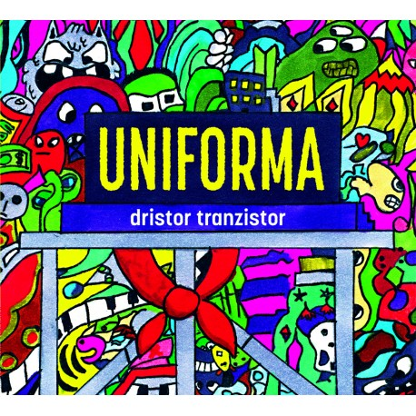 UNIFORMA - Dristor Tranzistor - CD Digipack