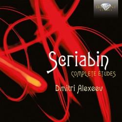 Alexander Scriabin - Complete Etudes - CD