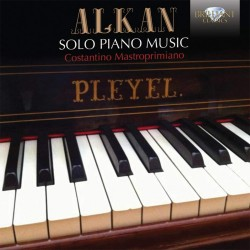 Charles-Valentin Alkan - Solo Piano Music - CD