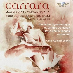 Cristian Carrara - Magnificat - Ondanomala - CD