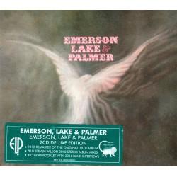 Emerson, Lake & Palmer - Emerson, Lake & Palmer - 2 CD Digipack