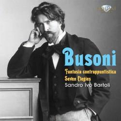 Ferruccio Busoni - Fantasia Contrappuntistica / Seven Elegies - CD