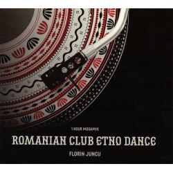 Florin Juncu - Romanian Club Etno Dance - CD Digipack
