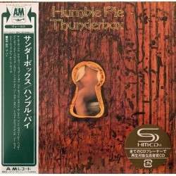 Humble Pie - Thunderbox - Japan SHM CD Cardboard Sleeve