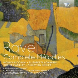Maurice Ravel - Complete Melodies - 2 CD