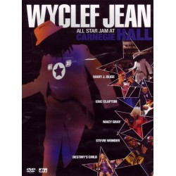 Wyclef Jean - All Star Jam At Carnegie - DVD