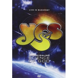 Yes - Live In Budapest - The Revealing Science Of God - DVD