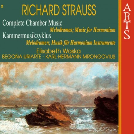 Richard Strauss - Complete Chamber Music - Vol.2 - CD