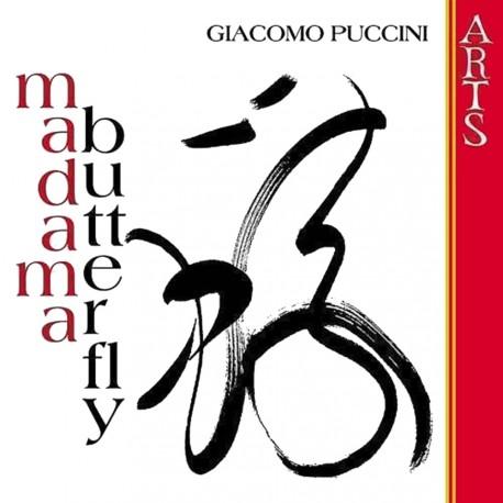 Gicomo Puccini - Madama Butterfly - 2 CD
