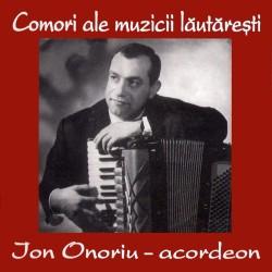 Ion Onoriu - Comori ale muzicii lautaresti - acordeon - CD