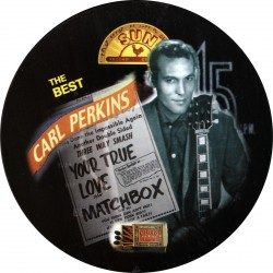 Carl Perkins - The Best of Carl Perkins - CD