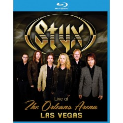 Styx - Live At The Orleans Arena Las Vegas - Blu-ray