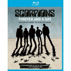 Scorpions - Forever And A Day - Live in Munich 2012 - Blu-ray