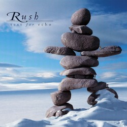 Rush - Test For Echo - CD