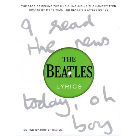 Hunter Davies - Beatles Lyrics