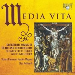 Gregorian Chant - Media Vita - CD