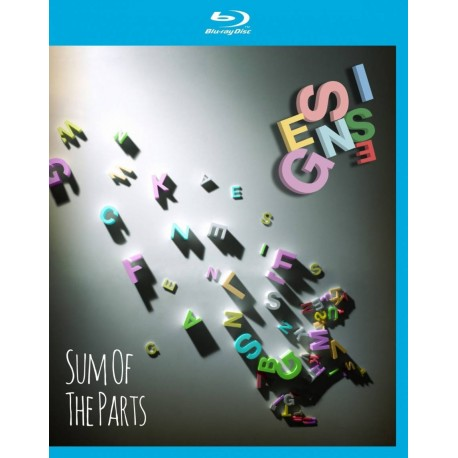 Genesis - Sum Of The Parts - Blu-ray