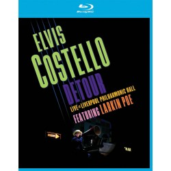 Elvis Costello - Detour - Live At Liverpool Philharmonic Hall Featuring Larkin Poe - Blu-ray