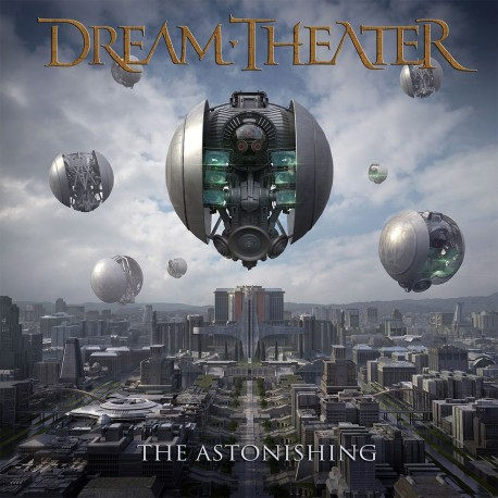 Dream Theater - Astonishing - 2 CD