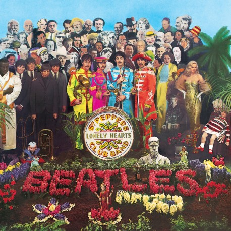 Beatles - Sgt. Pepper's Lonely Hearts Club Band - CD