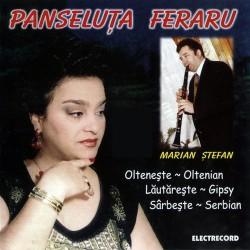 Panseluța Feraru – Oltenește, Lăutărește, Sârbește - CD