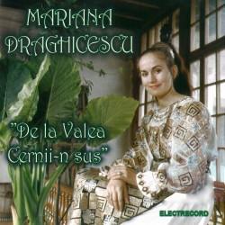 Mariana Draghicescu - De la Valea Cernii-n sus - CD