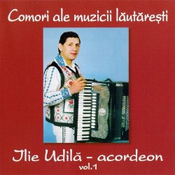 Ilie Udila - Acordeon vol. 1 - CD