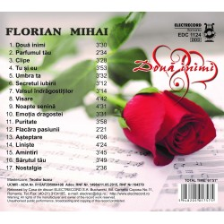 Florian Mihai - Doua inimi - CD