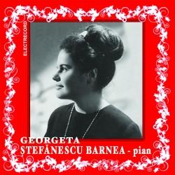 Georgeta Stefanescu-Barnea - Pian - Vol.3 - CD