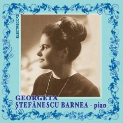 Georgeta Stefanescu-Barnea - Pian - Cimarosa, Haydn, Ravel, a.o. - CD
