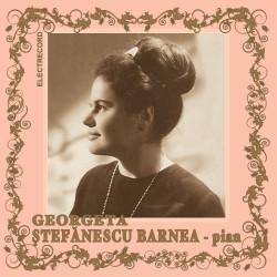 Georgeta Stefanescu-Barnea - Pian - Carol Miculi, Sabin Dragoi , a.o. - CD