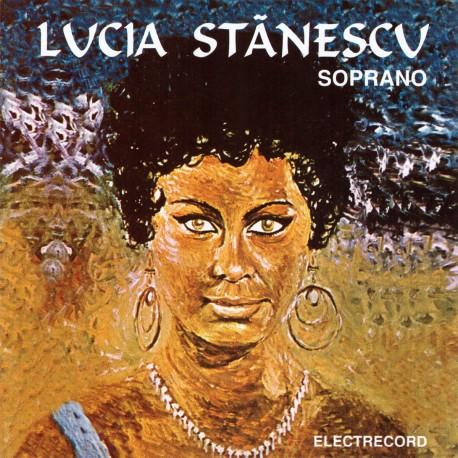 Lucia Stanescu - Arii din opere: Puccini. Giordano, Catalani, Verdi - CD