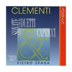 Muzio Clementi - Complete Piano Works Vol. 1 - CD