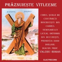 Praznuieste Vitleeme - Cântari psaltice - CD