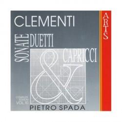 Muzio Clementi - Complete Piano Works Vol. 10 - CD
