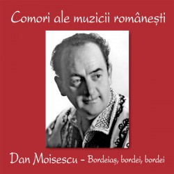 Dan Moisescu - Bordeias, bordei - CD