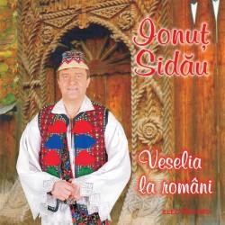 Ionut Sidau - Veselia la romani - CD