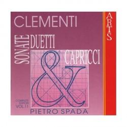 Muzio Clementi - Complete Piano Works Vol. 11 - CD