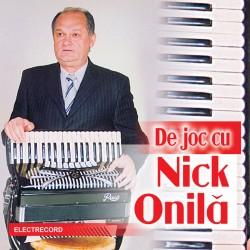 Nicolae Onila - Acordeon - CD