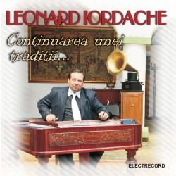 Leonard Iordache - Continuarea unei traditii - CD