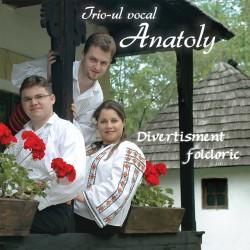 Grupul ANATOLY - Divertisment folcloric - CD