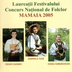 Various Artists - Laureatii Festivalului folcloric de la Mamaia - CD
