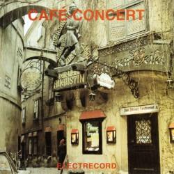 Various Artists - Cafe Concert - CD