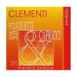 Muzio Clementi - Complete Piano Works Vol. 14 - CD
