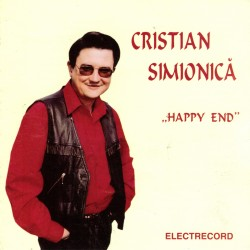 Cristian Simionica - Happy end - CD