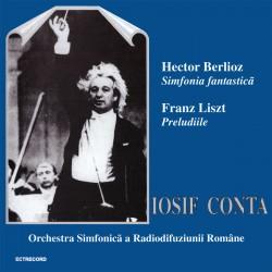 Iosif Conta - Hector Berlioz - Simfonia Fantastica / Franz Liszt - Preludiile - CD