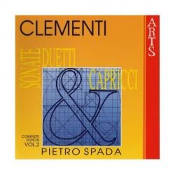 Muzio Clementi - Complete Piano Works Vol. 2 - CD
