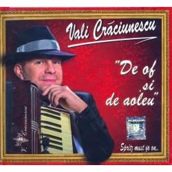 """Vali Craciunescu - De of si aoleu """"Spritz must go on"""" - CD"""