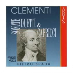 Muzio Clementi - Complete Piano Works Vol. 3 - CD